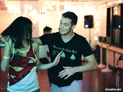 Bruno Galhardo's Zouk Intensive Training by Zouk PDX