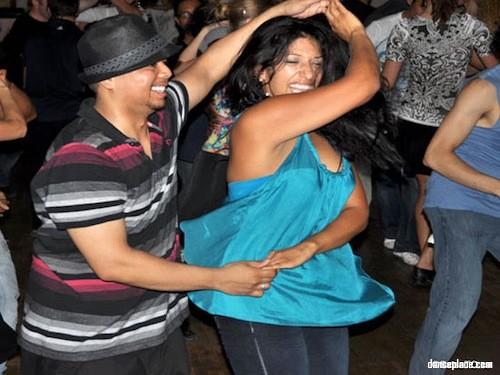 GoDanz Sunday Salsa Social