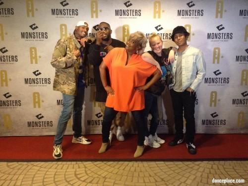 Monsters Dance Nashville A-List