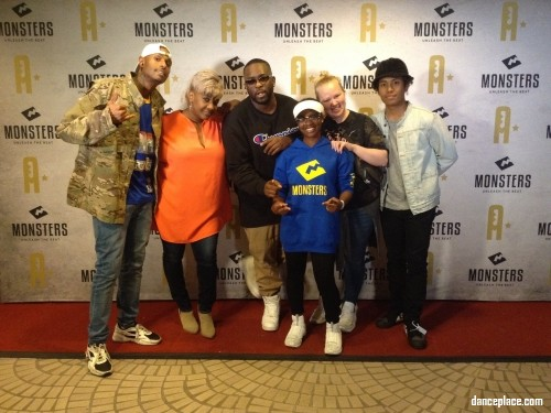 Monsters Dance Austin