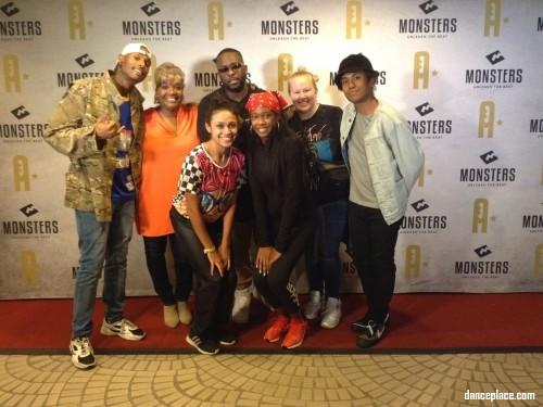 Monsters Dance Las Vegas A-List