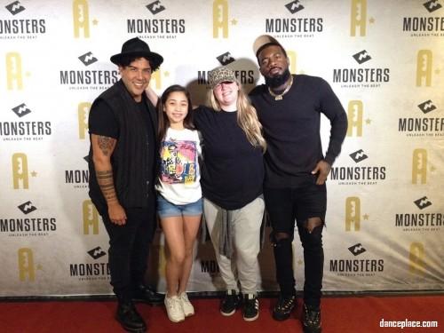 Monsters Dance Dallas A-List