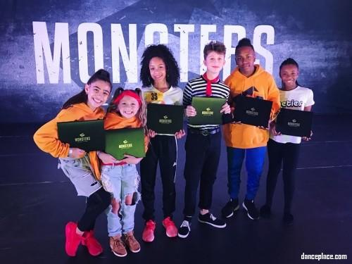 Monsters Dance Santa Clara A-list