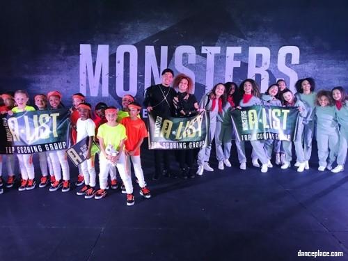 Monsters Dance New Brunswick A-List