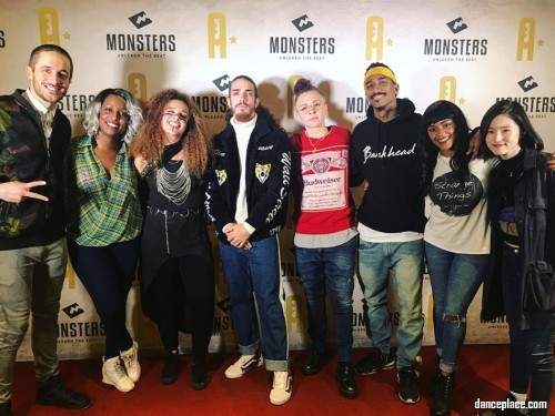 Monsters Dance Vancouver A-List