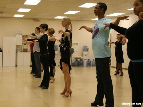 Beginner/Intermediate Ballroom Dance Group Class