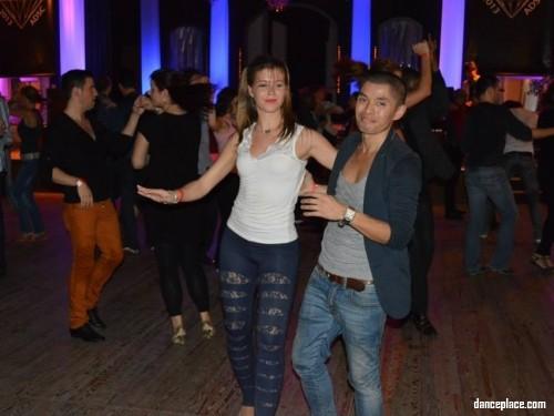 Antwerp Diamond Salsa Congress