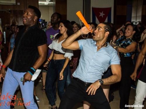 Summer Salsa Weekender