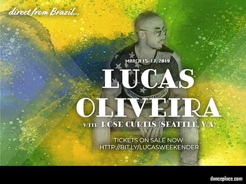 Lucas Oliveira Bay Area Weekender