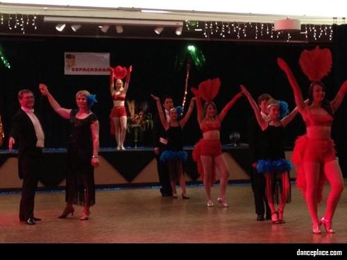 Valdance Ballroom Latin & Swing School