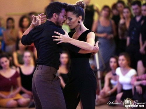 Istanbul Express Tango Festival