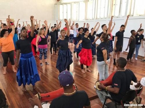 Baila en Cuba