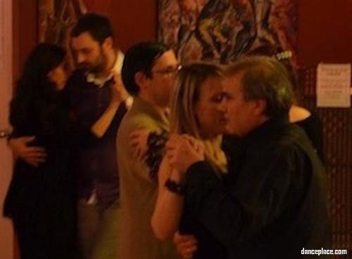 Milonga de Tango Libre