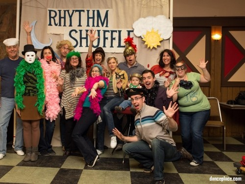 Rhythm Shuffle