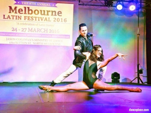 The International Melbourne Latin Festival