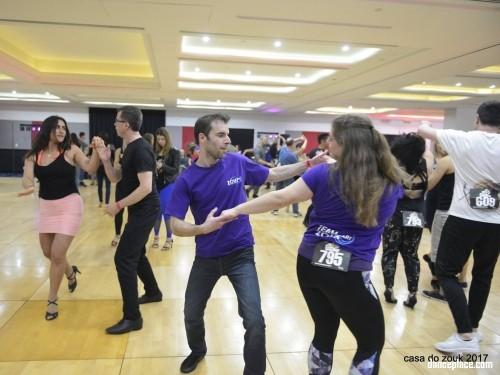 Brazilian Zouk Jack n Jill Competition