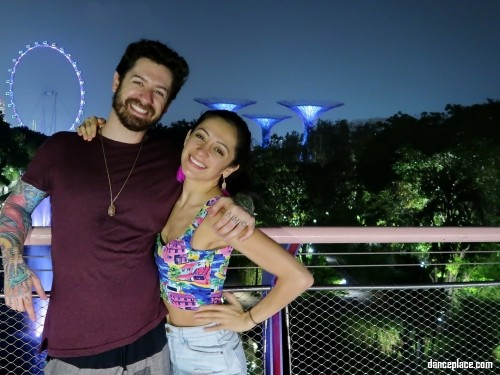 Zouk Dance Camp Series with Anderson & Brenda - Chapter 1