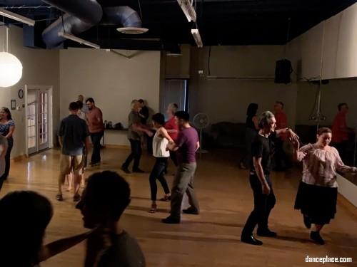 West Coast Swing Night at Spotlight Ballroom (On Hold d/t COVID)