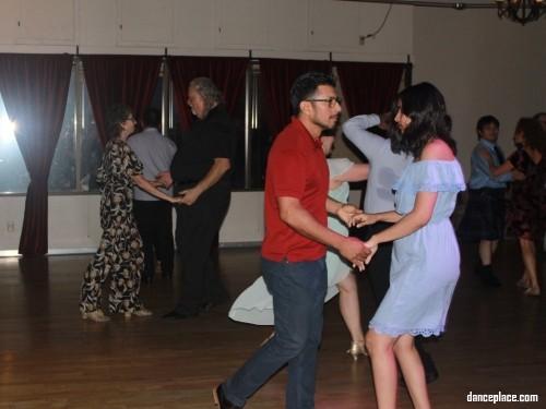 West Coast Swing Halloween Dance at Spotlight Ballroom