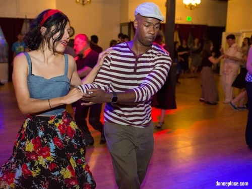 Midtown Stomp Friday Night Swing Dance (On Hold d/t COVID)