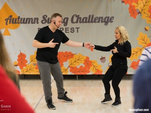 Autumn Swing Challenge