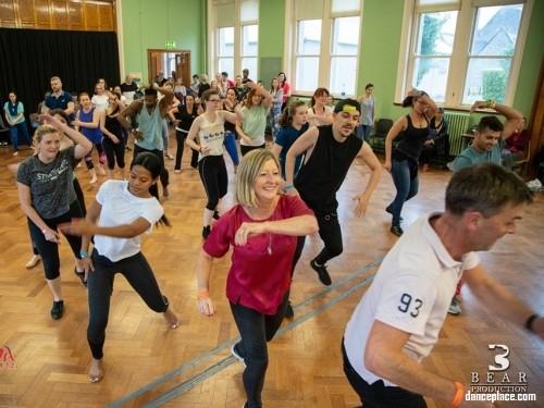 Irish Salsa Congress