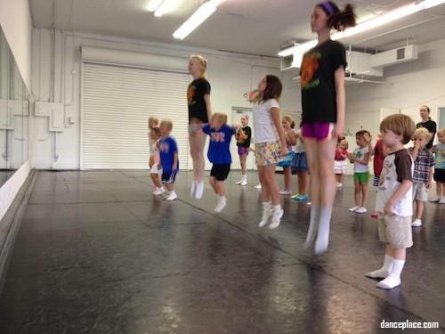 Erickson Academy-Irish Dance