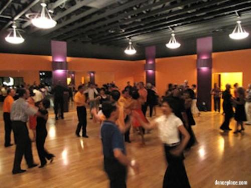 Sergei's Dance Studio