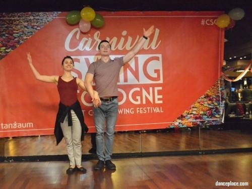 Carnival Swing Cologne
