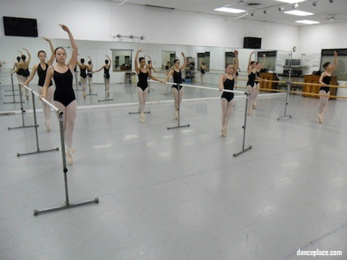 Backstage Dance Studios
