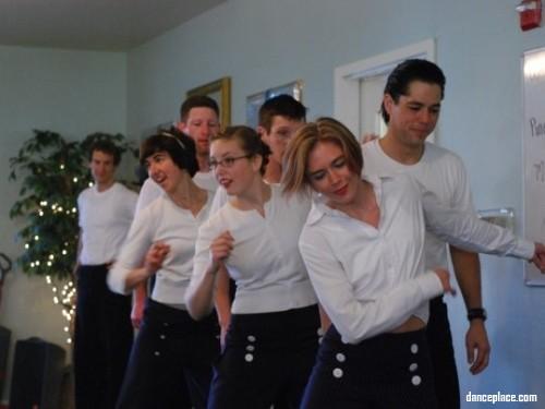 Kiva Dance