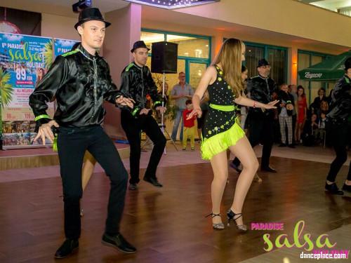 Paradise Salsa Holiday