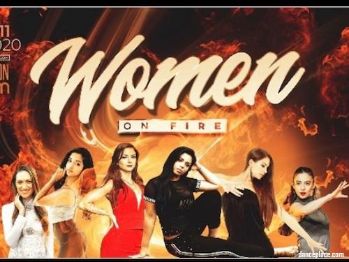 Women on Fire: Online Zouk Weekend