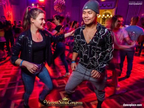 Vienna Salsa Congress