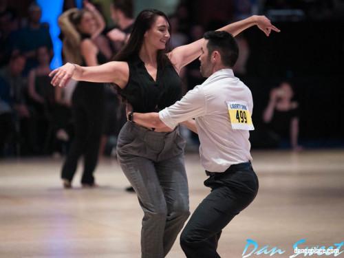 Liberty Swing Dance Championships Virtual