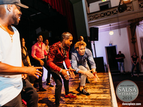 Baila Siempre Salsa Weekend