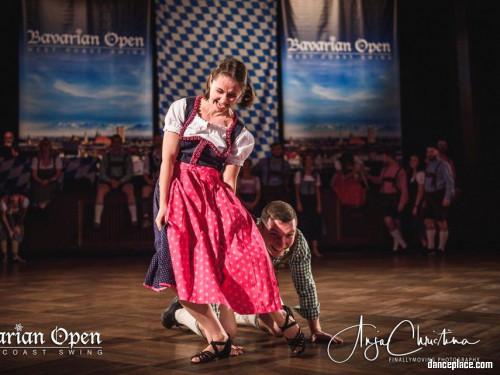 Bavarian Open West Coast Swing