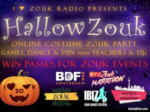 IHZR HallowZouk Party