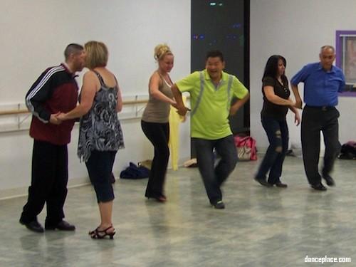Genovia Dance