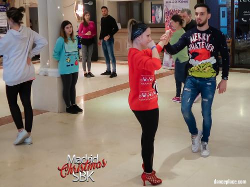 Madrid Christmas SBK