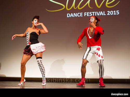Suave Dance Festival