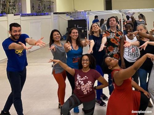 Brazilian Zouk Drop-In Classes & Practica