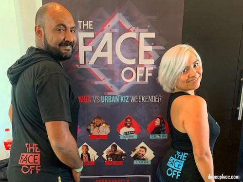 The Face Off: Kizomba vs Urban Kiz Weekender