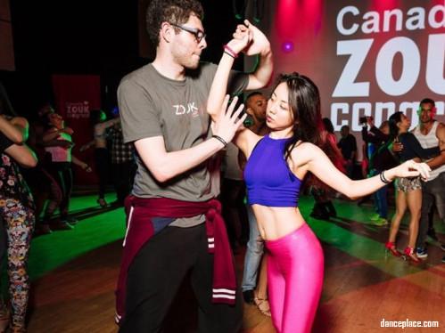 Summer Zouk Magic: Back to Zouk Social