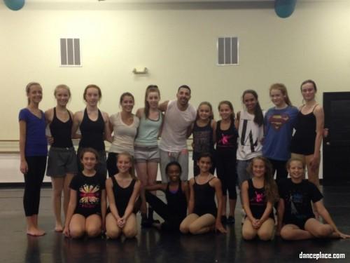Karl & DiMarco School of Theatre & Dance Studios