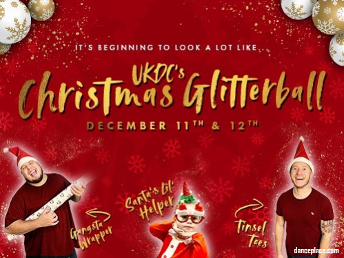 UKDC's Christmas Glitterball