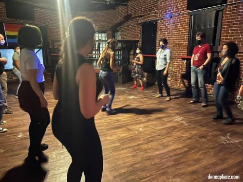 QT Fusion Dance: Blues Night